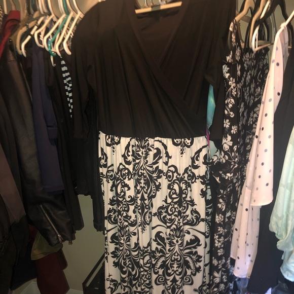 Ashley Stewart Dresses & Skirts - Never worn maxi dress! Ankle length